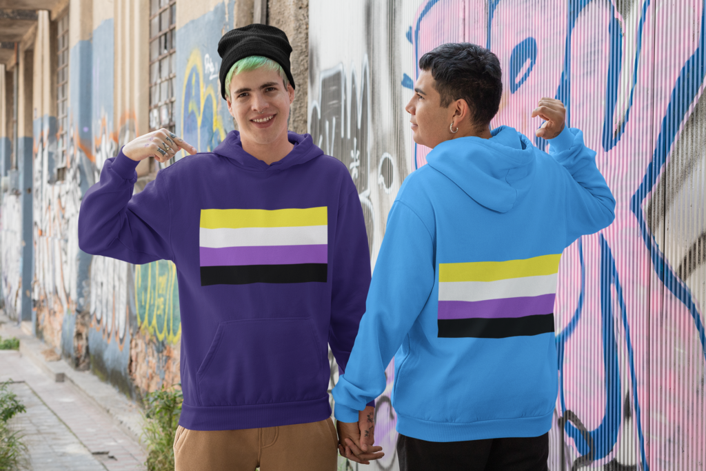 The Nonbinary Pride Flag: What It Is and Why It Was Created