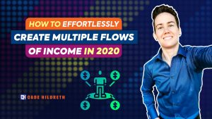 multiple flows of income