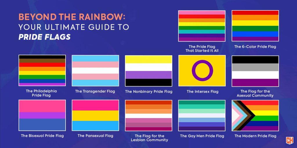 Beyond The Rainbow Your Complete Guide To Pride Flags