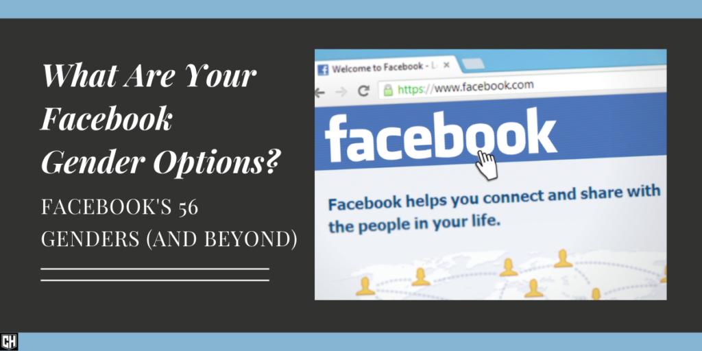 What Are Your Facebook Gender Options? Facebook's Infinite Genders