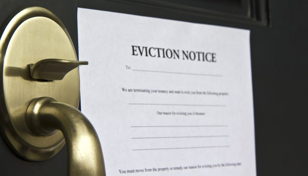 What Is an Eviction Notice and Do I Have to Move?